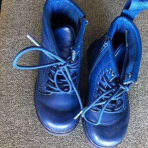 Dr Martens Brooklee boots toddler boy US 8